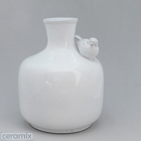 Ceramic Bird Carafe
