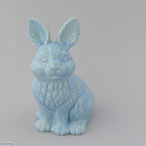 Ceramic Dizzy Sitting Rabbit