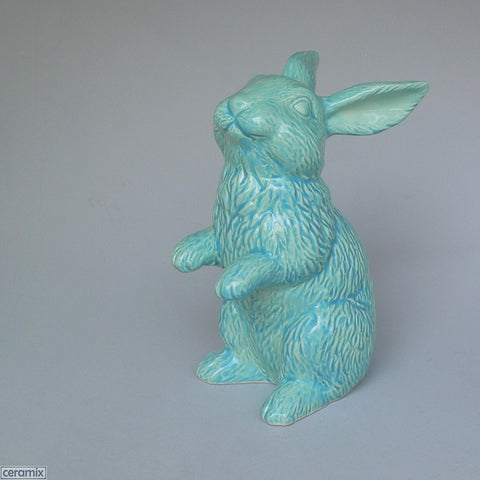 Ceramic Magic Standing Bunny