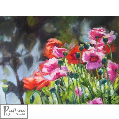 Wonderland 30cm x 40cm Oil on Canvas by Lorena Ruffini available from Ceramix.co.za @118Allan