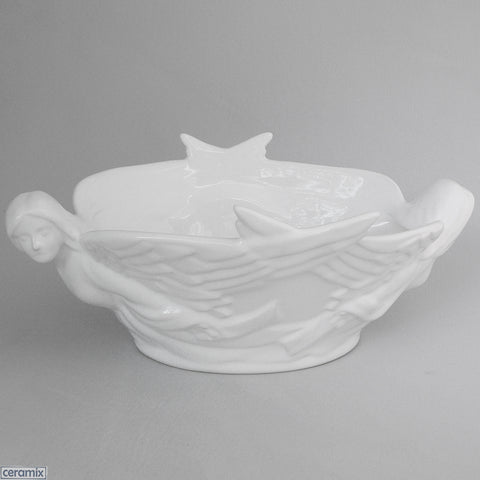 Angel Ceramic Bowl by Ceramix