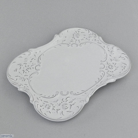 Chateau Ware Scroll Tray