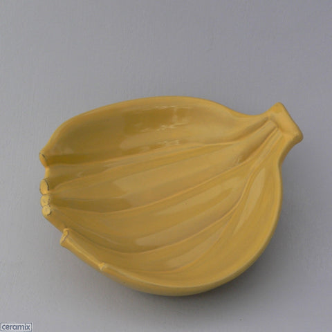 Ceramic Banana Bowl