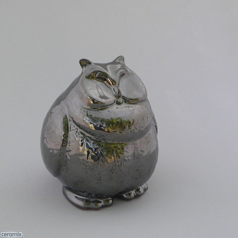 Hoot Ceramic Owl