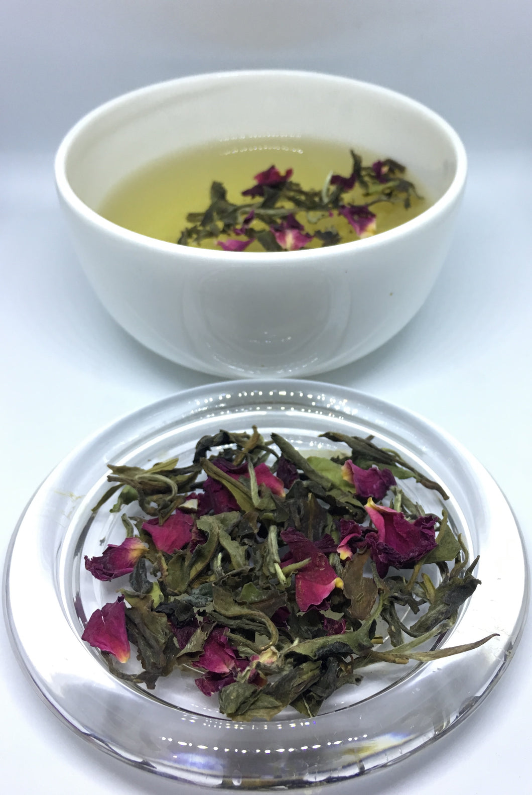White Tea with Rose