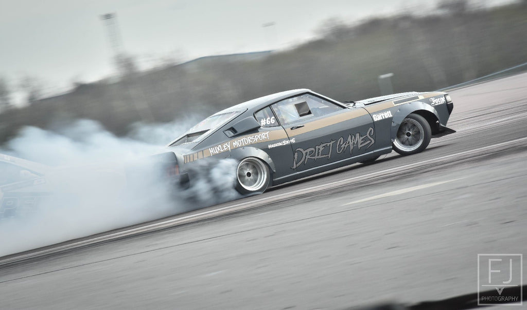ISSUE FIVE - BRITISH DRIFT CHAMPIONSHIP ROUND 1