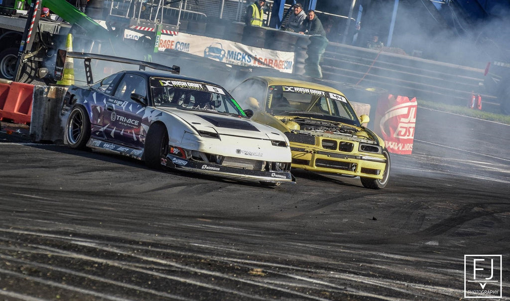 ISSUE TWO - THE IRISH DRIFT CHAMPIONSHIP