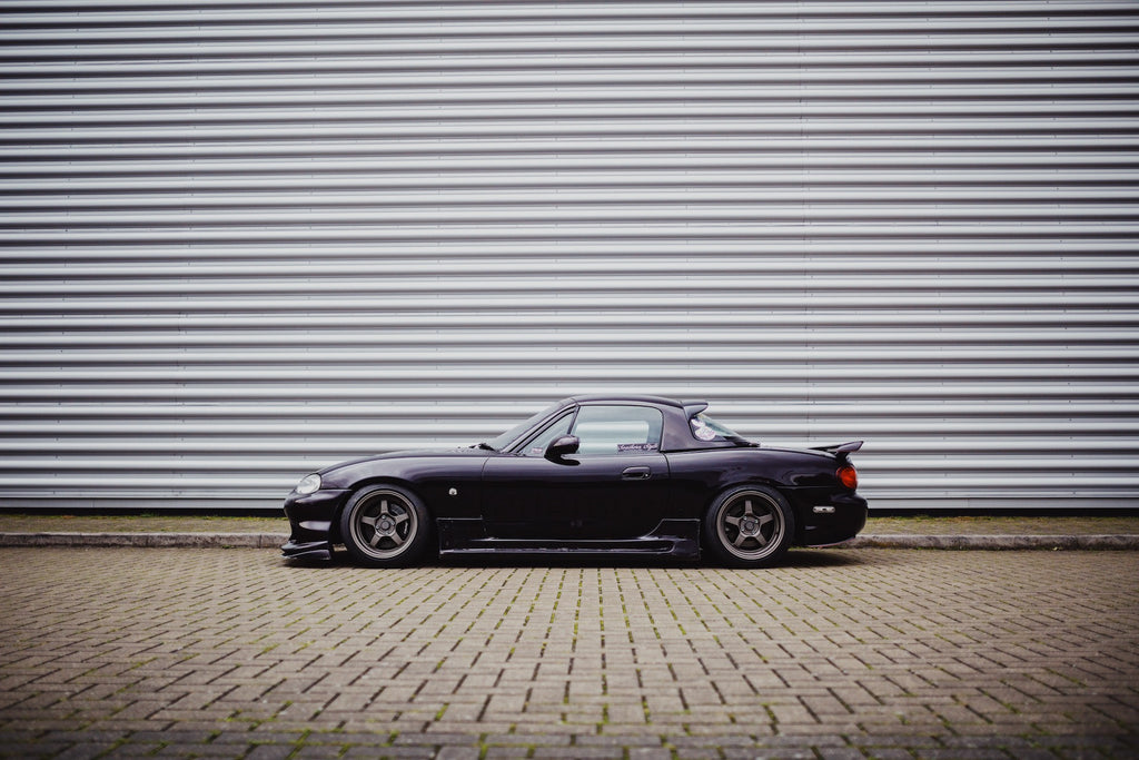 7twenty style51 Mazda mx5 NB side