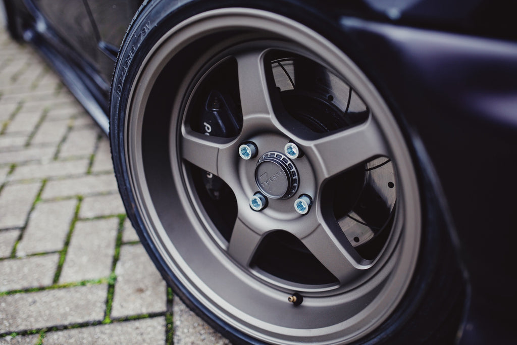 7twenty style51 Mazda mx5 NB wheel