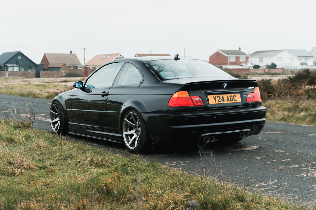 7twenty style55 on bmw e46 m3