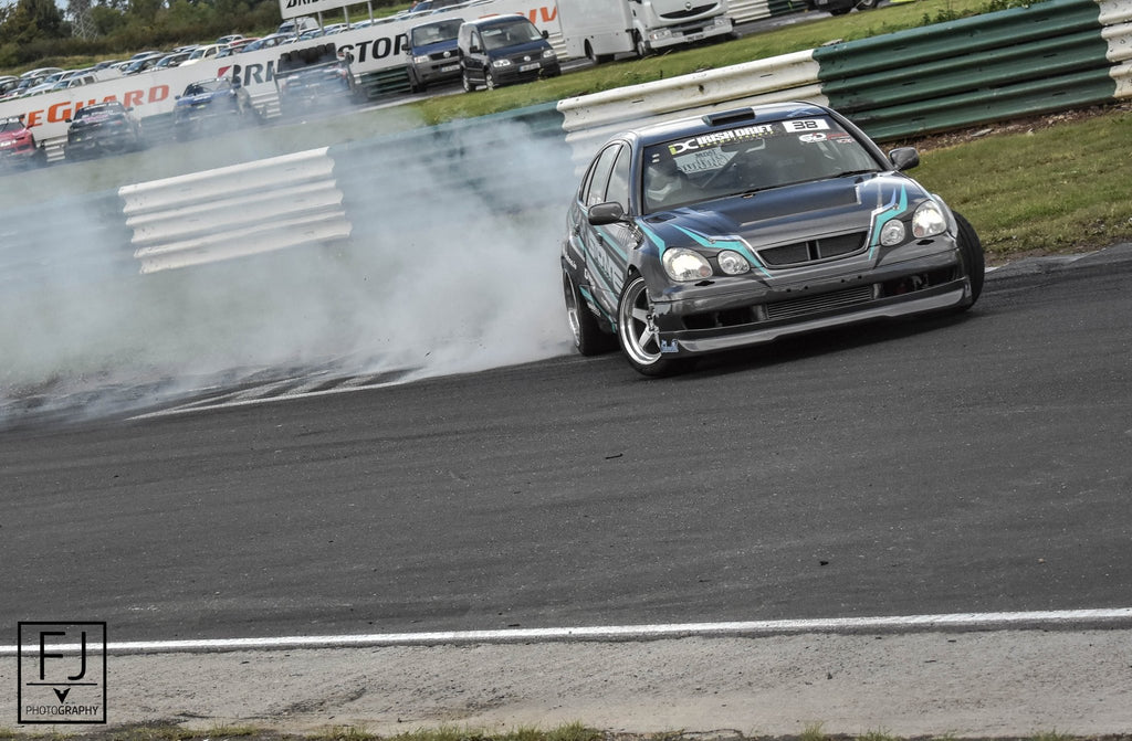 GS300 Aristo IDC 2jz 4door drift mondello park stone motorsport