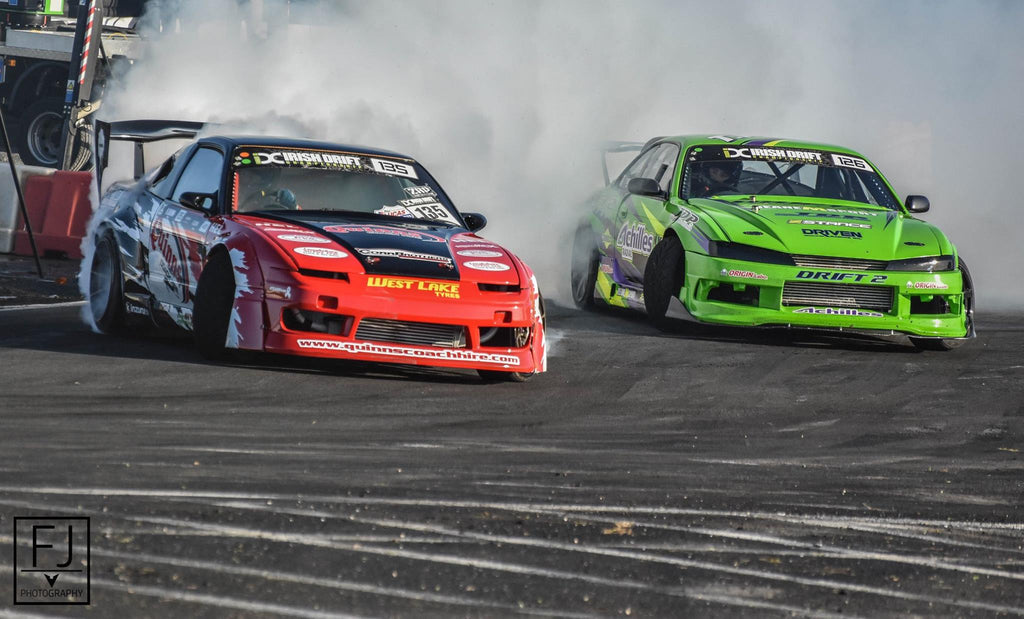 irish drift championship kevin quinn Tomas Kiely Drift battle IDC