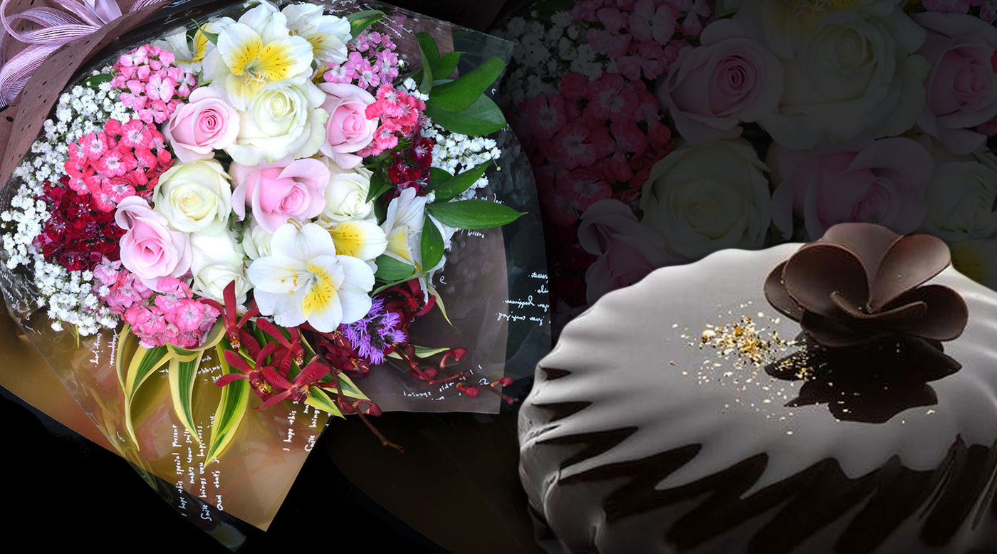 Singapore Cake Delivery From Fullerton Hotel And Flowers In Mind Flowers In Mind