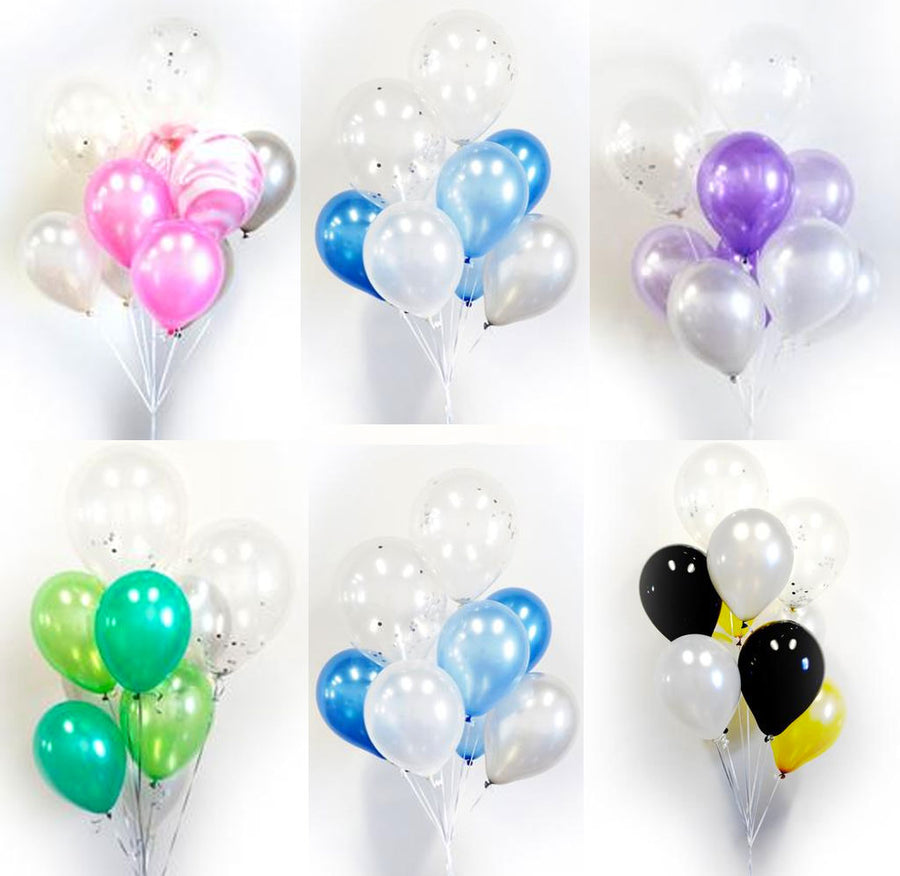 Balloon Online Store Singapore - Helium Balloon Bundle Delivery‎ - Flowers-In-Mind