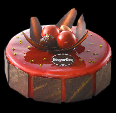Flowers with Ice Cream Cakes_LOVE MOMENT from (Häagen-Dazs) - Flowers-In-Mind