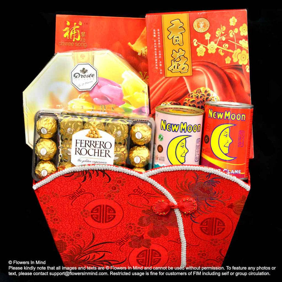 CNY Hamper (CNY15) - Flowers-In-Mind