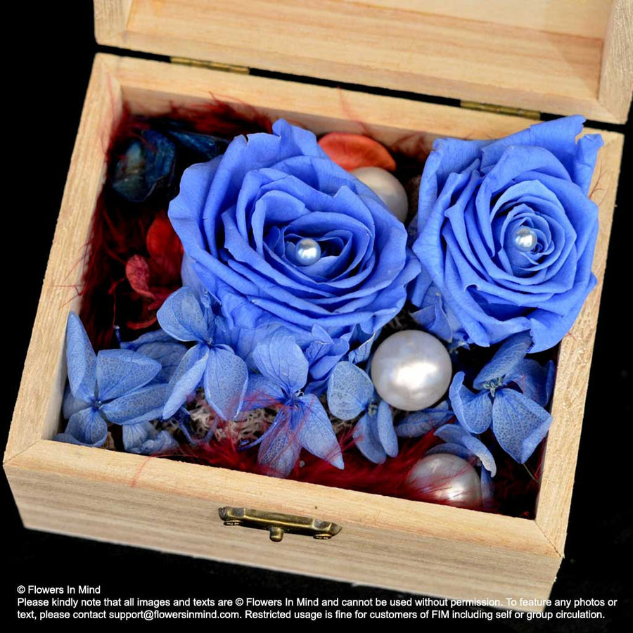 Preserved everlasting flowers (FOREVER12) - Flowers-In-Mind