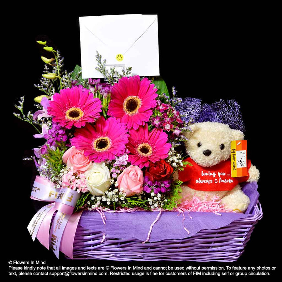 PERFECT GIFT FOR MUM (MD22) - Flowers-In-Mind