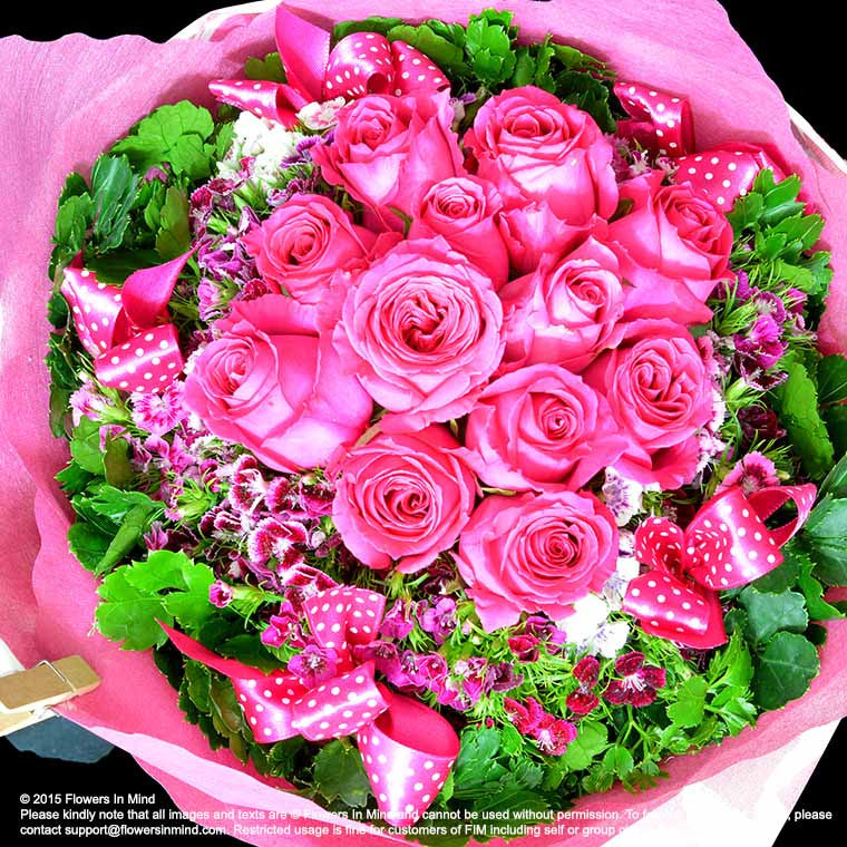 Bouquet of Roses (HB107)