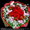 Bouquet of Roses (HB116) / (HB90) - Flowers-In-Mind