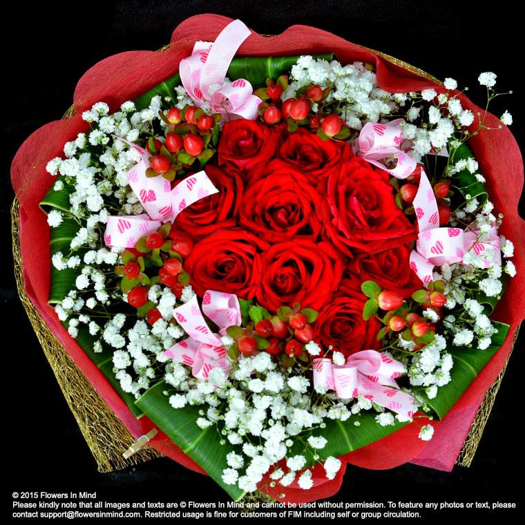 Bouquet of Roses (HB116) / (HB90)