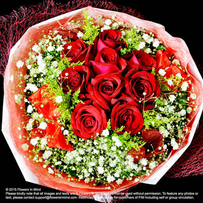 Valentine's Day Special (HB230) - Flowers-In-Mind
