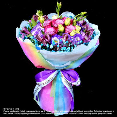 Perfect Gift For Mum (MD19) - Flowers-In-Mind
