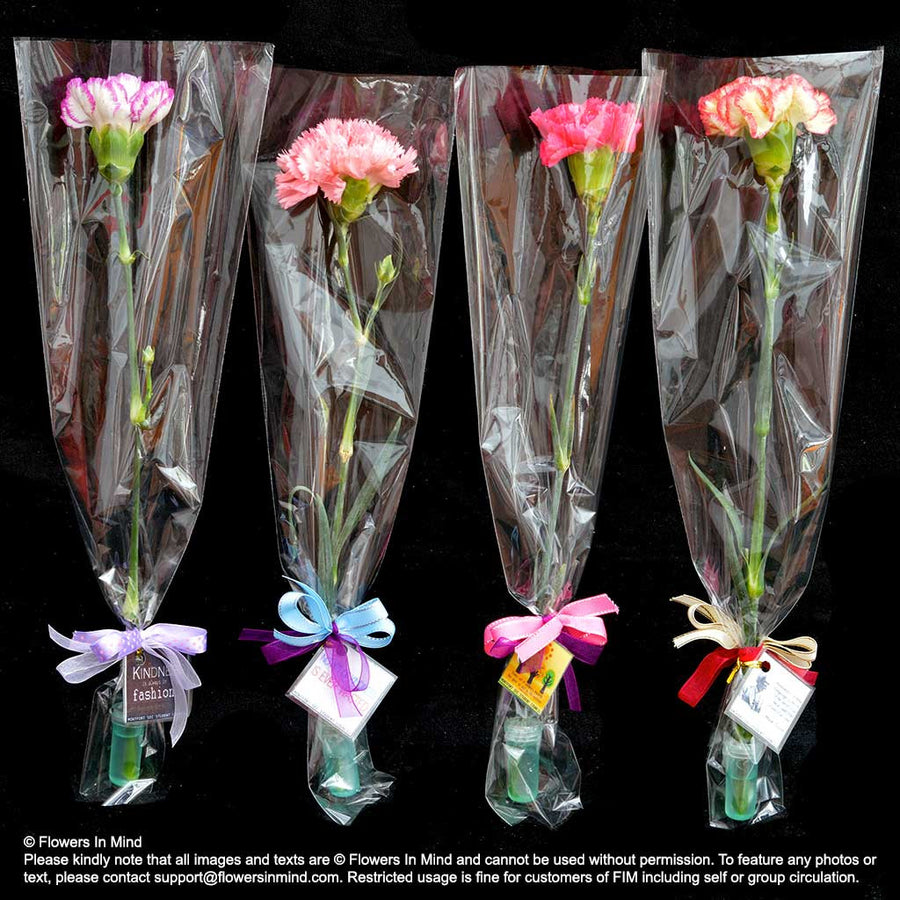 Wedding / Event Floral Door Gifts (HB328) - Flowers-In-Mind