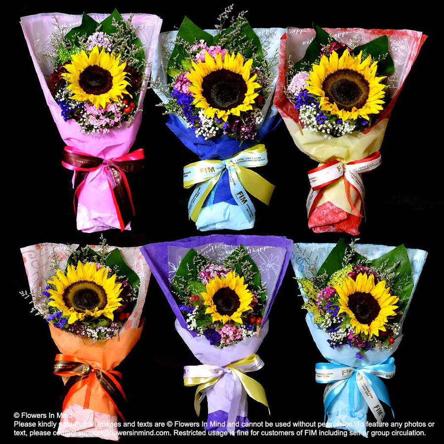 Wedding / Event Floral Door Gifts (HB)