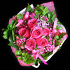 Bouquet of Roses (HB34) - Flowers-In-Mind