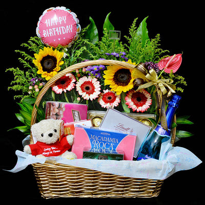 Chocolate Hamper (HP03) - Flowers-In-Mind