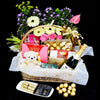 Chocolate Hamper (HP04) - Flowers-In-Mind