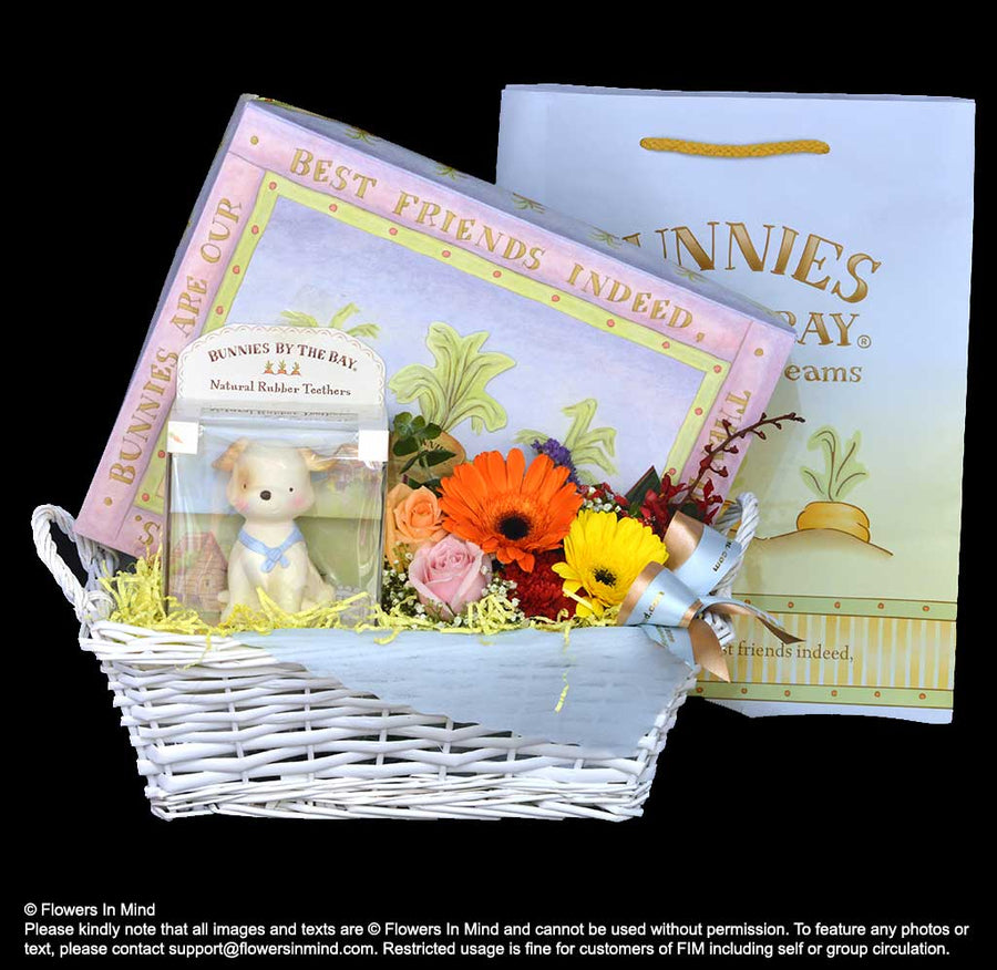 Baby Hamper (HP143) - Flowers-In-Mind