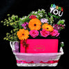 FAMOUS AMOS Hamper (HP33) - Flowers-In-Mind