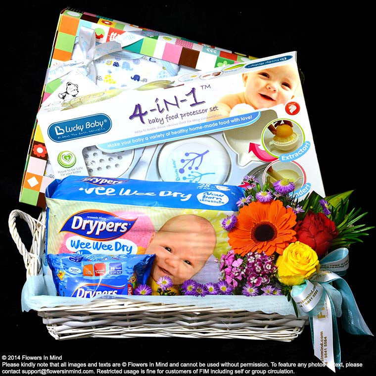New Born Hamper (HP60)