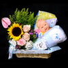 New Born Hamper (HP66) - Flowers-In-Mind
