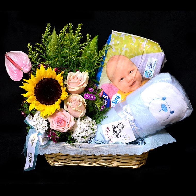 New Born Hamper (HP66)