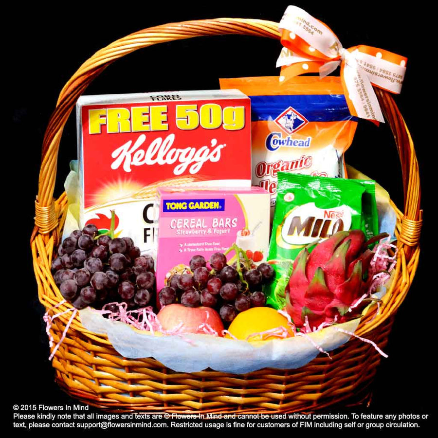 WELLNESS HAMPER (HP96)