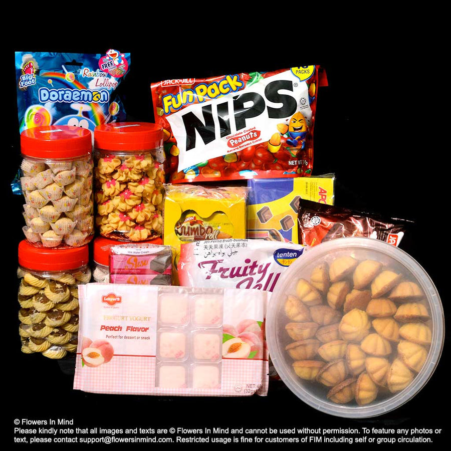 Hari Raya Cookies and Gifts Hampers (HR13)