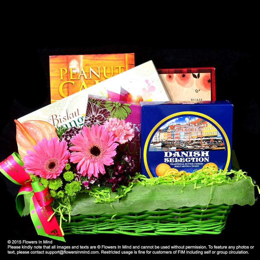Hari Raya Gifts and Hampers (HR02) - Flowers-In-Mind