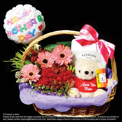 Perfect Gift For Mum (MD02) - Flowers-In-Mind
