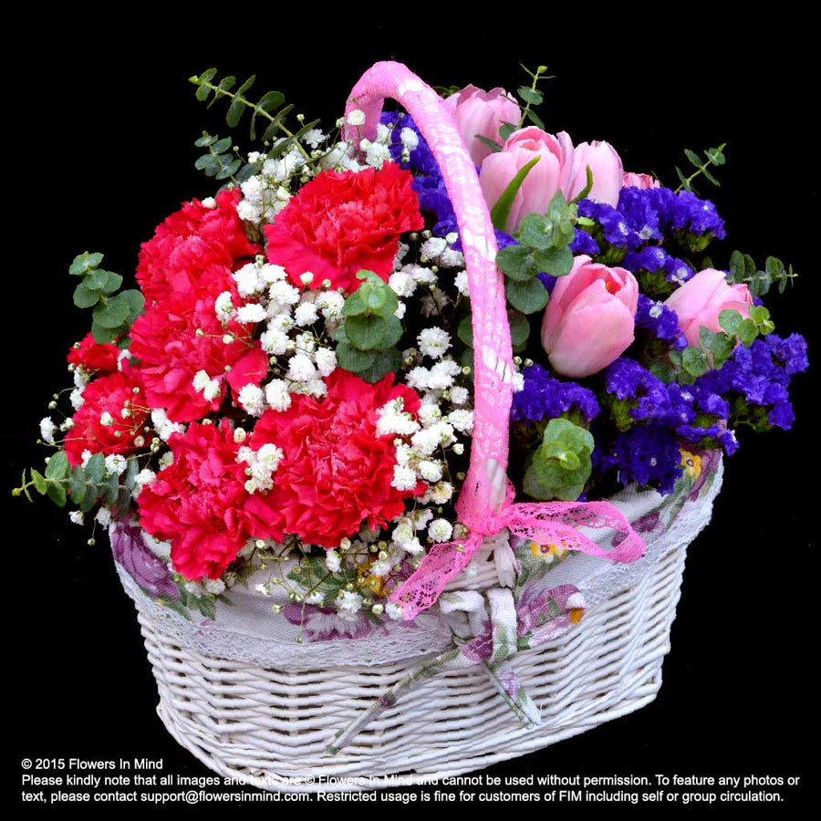 PERFECT GIFT FOR MUM (MD16) - Flowers-In-Mind
