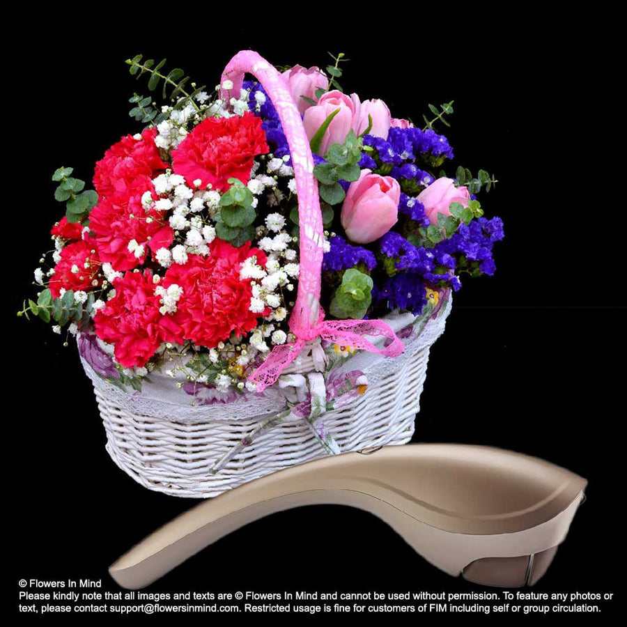 PERFECT GIFT FOR MUM (MD17) - Flowers-In-Mind