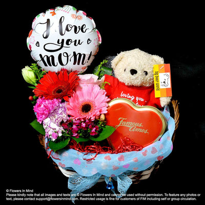 Perfect Gift For Mum (MD18) - Flowers-In-Mind