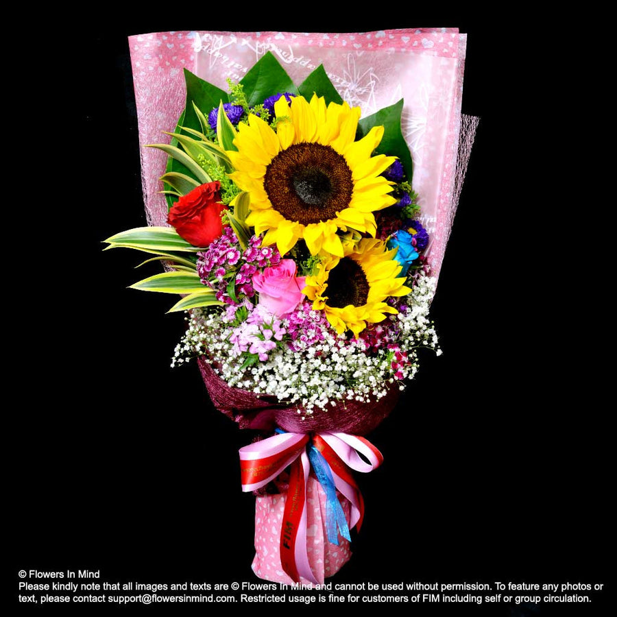 PERFECT GIFT FOR MUM (MD21) - Flowers-In-Mind