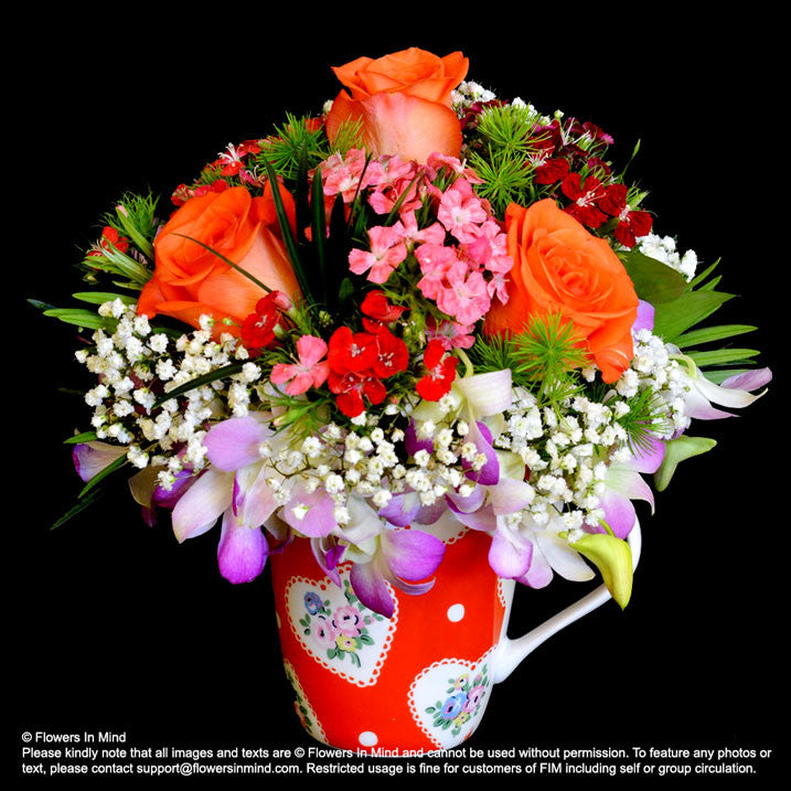 PERFECT GIFT FOR MUM (MD28) - Flowers-In-Mind