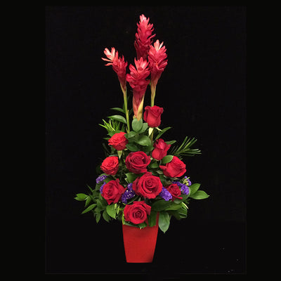 Table Arrangements (TA06) - Flowers-In-Mind