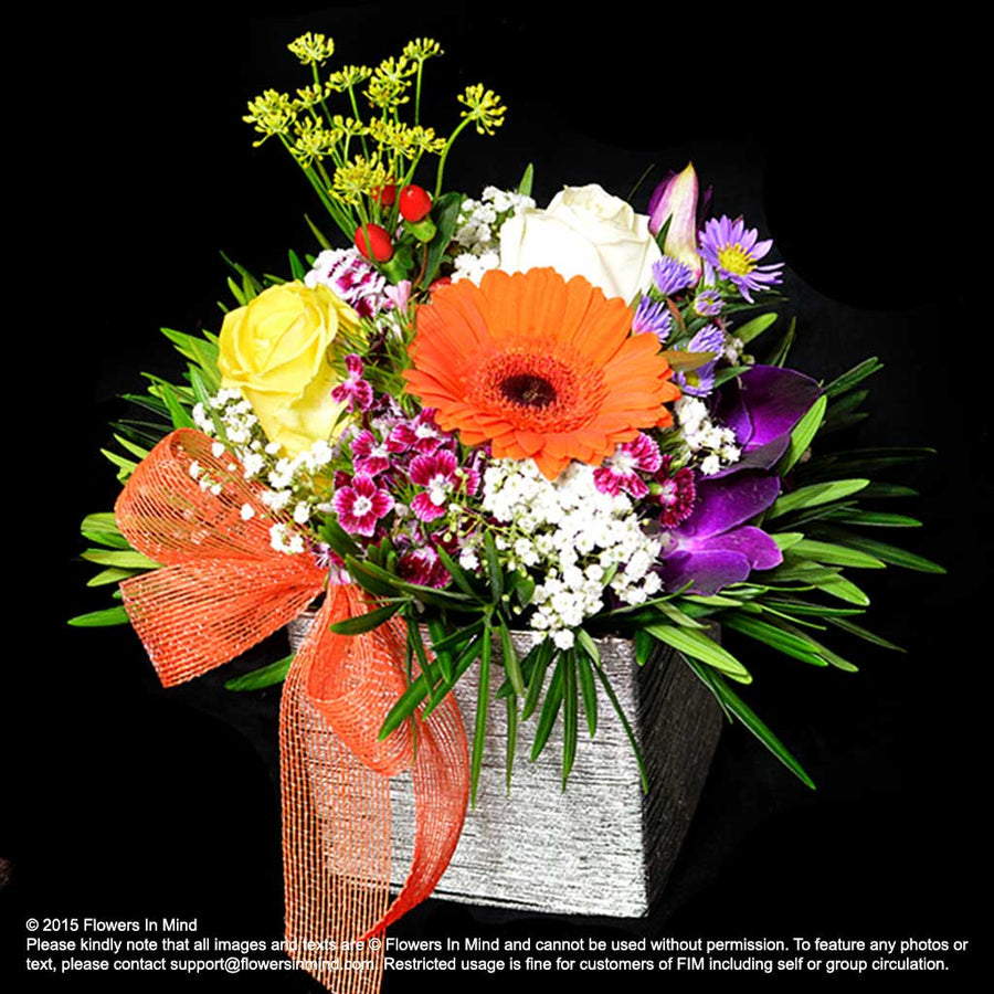 Contract Flowers (6 months or 26 weeks subscription)