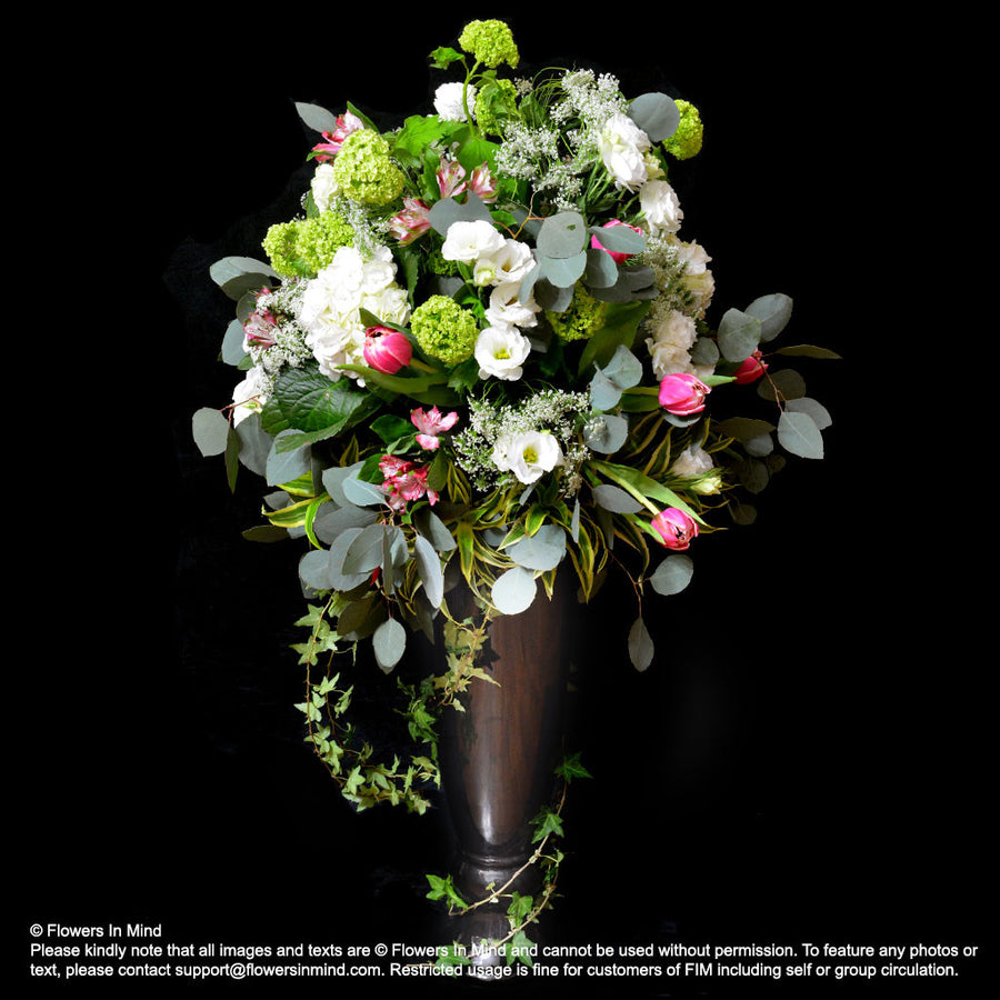 TALL TABLE ARRANGEMENTS (TA249)