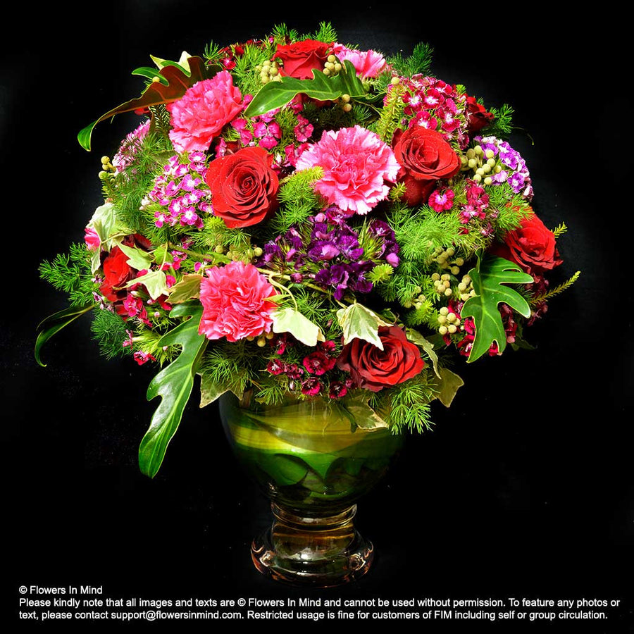 TABLE ARRANGEMENTS (TA295)
